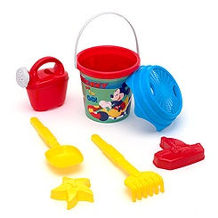 Mickey Mouse Bucket and Spade Set