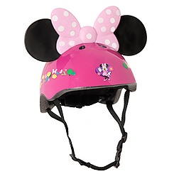 Minnie Mouse Children's Helmet