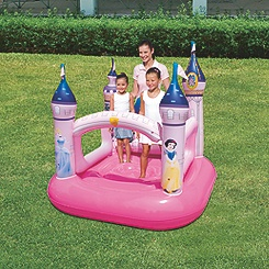 Disney Princess Inflatable Castle