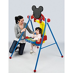 Mickey Mouse Swing Set