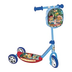 Jake and the Never Land Pirates My First Scooter