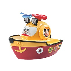 Mickey Mouse Boat