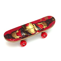 Iron Man Skateboard