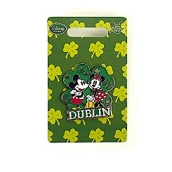 Dublin City Pin