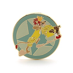 Bedknobs and Broomsticks Pin
