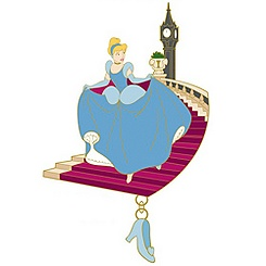 Cinderella Pin - Online Exclusive