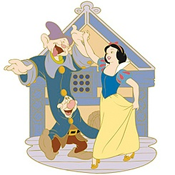 Snow White Pin - Online Exclusive