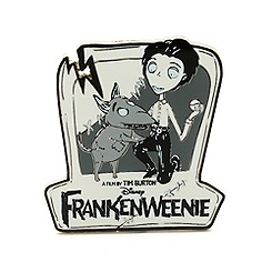 Frankenweenie Limited Edition Pin