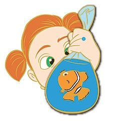 Finding Nemo Limited Edition Pin