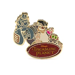 Treasure Planet Limited Edition Pin