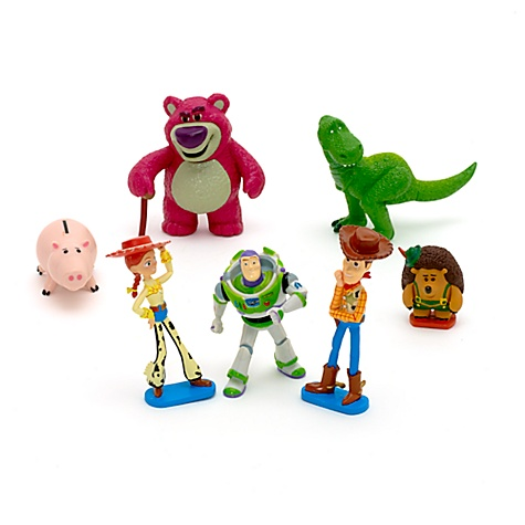 Toy Story Cake Toppers Figurines Uk
