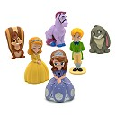 Sofia The First Bath Toys