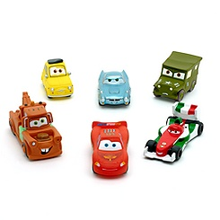Disney Pixar Cars Bath Toy
