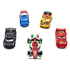Disney Pixar Cars Racer Set