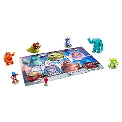 Monsters Inc Character Set