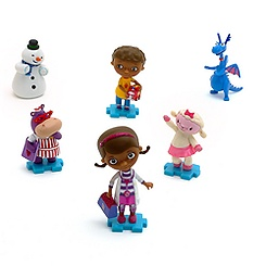 Doc McStuffins PVC figure set