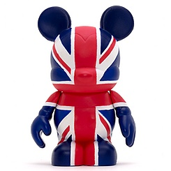 Vinylmation 3'' Great Britain Flag Figure