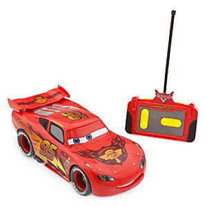 Cars Lightning McQueen Remote Control Car - Remote Control Gifts