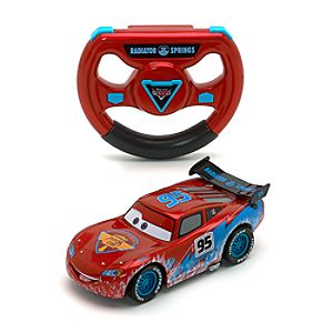 Disney Pixar Cars Ice Lightning McQueen Remote Control Car - Remote Control Gifts