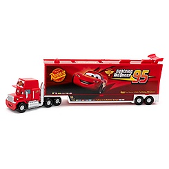 Disney Pixar Cars Talking Mack and Diecast Set