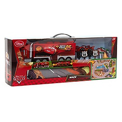 Disney Pixar Cars Mack & Friends Playmat Play Set