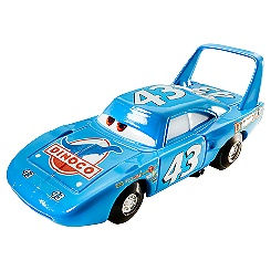 Disney Pixar Cars The King Stunt Racer