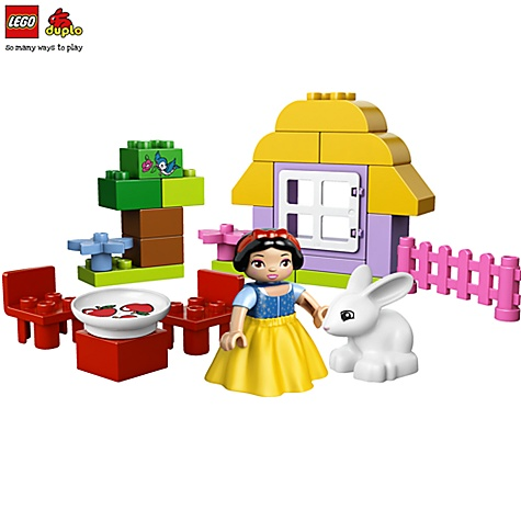 LEGO Disney Princess Snow White's Cottage