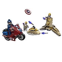 LEGO Captain America's Avengers Cycle