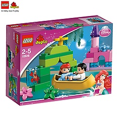 LEGO DUPLO Disney Princess Boat Ride Play Set 10516