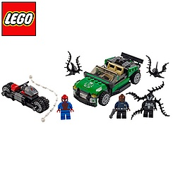 LEGO Spider-Man Spider-Cycle Chase 76004