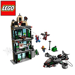LEGO Spider-Man Daily Bugle Showdown set 76005
