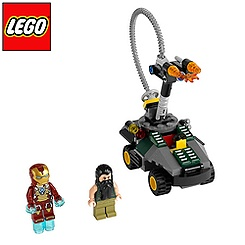 LEGO Iron Man vs. The Mandarin: Ultimate Showdown Set