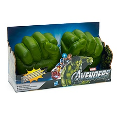 Hulk Avengers Smash Fists