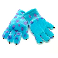 Monsters University Scaring Gloves
