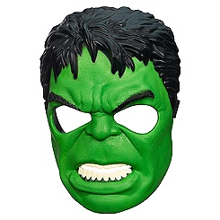 Hulk Avengers Hero Mask