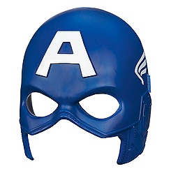 Captain America Avengers Hero Mask