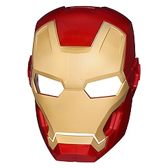 Iron Man 3 Glow In The Dark Mask