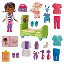 Doc McStuffins Mini Figurine Hospital Set