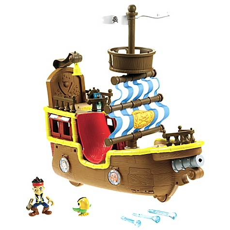 Jake and the Never Land Pirates Bucky's Musical Pirate Ship