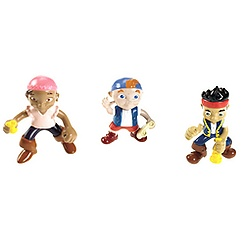 Jake, Cubby and Izzy Figure Set