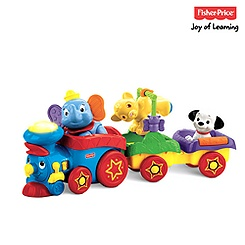 Sing-Along Choo Choo Train Toy