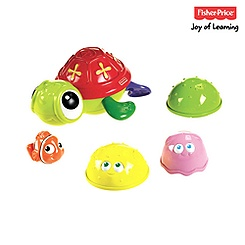 Finding Nemo Bath Toys For Babies By Fisher-Price