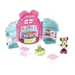 Minnie Mouse Sweet Shop Playset