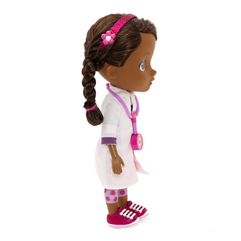 Doc McStuffins Talking Check-Up Doll