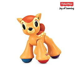 Bambi Playpal Toy By Fisher-Price