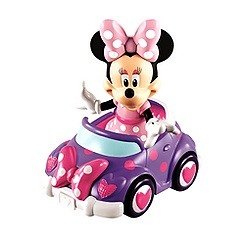 Minnie Mouse Polka Dot Convertible