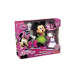 Minnie Mouse Cupcake Bow-tique