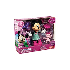 Minnie Mouse Sleepover Bow-tique
