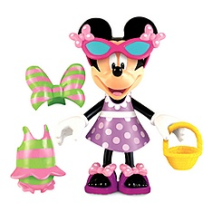 Minnie Mouse Beach Bow-tique