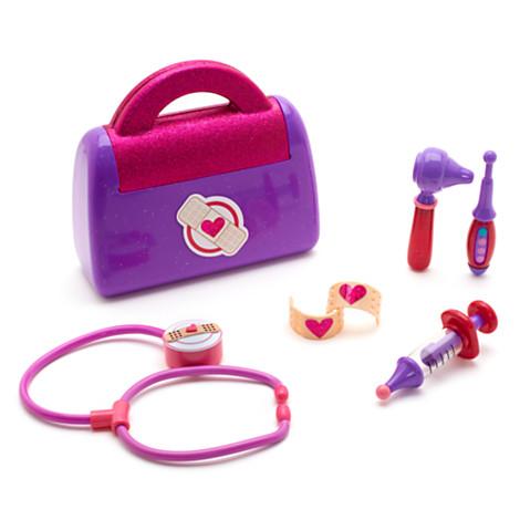 Doc McStuffins Doctor Bag Set | Pretend Play | Disney Store Doc Mcstuffins Bag